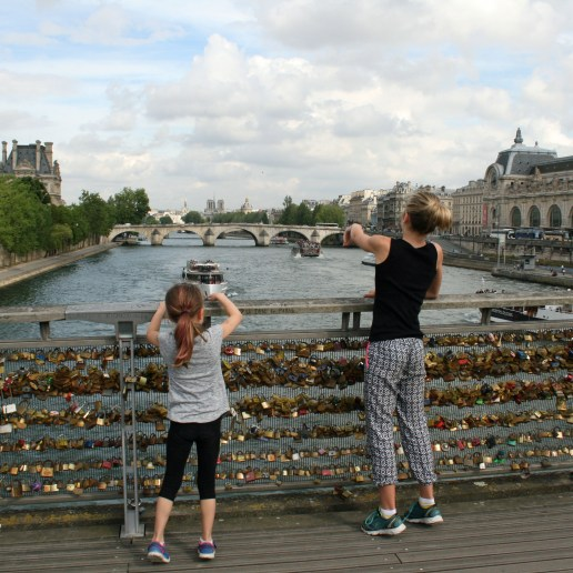 And throwing away the key, Paris, France