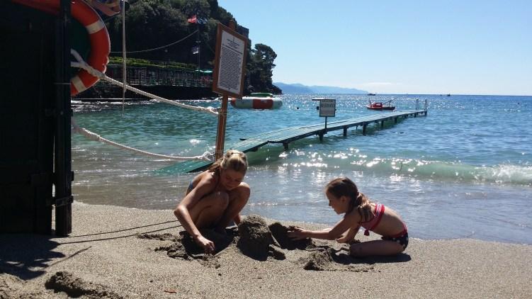 Paraggi Beach, Italy