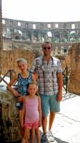 Roman Colosseum 2015