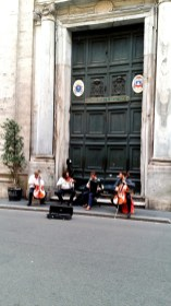 Amazing Music in Rome