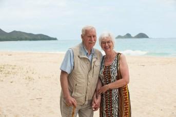 My Grandparents, Oahu, 2016