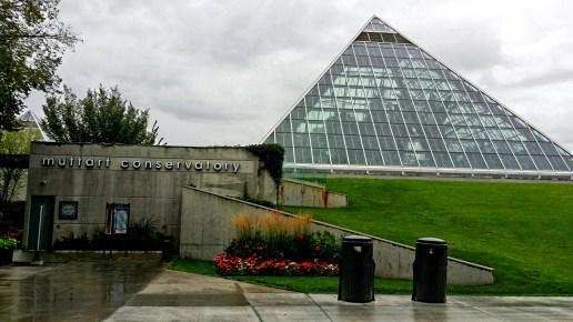 Edmonton Muttart Conservatory