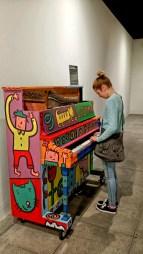 Interactive Piano Play, National Music Centre, Calgary