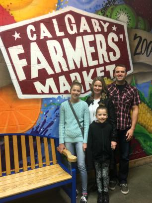 Calgary Farmer's Market Food Tour