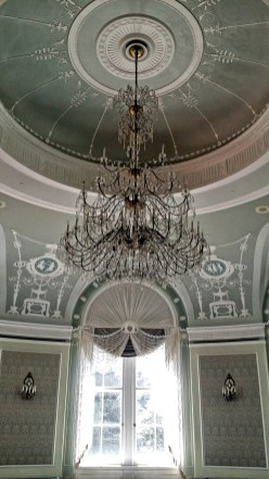 Wedgewood Room, Fairmont Hotel MacDonald