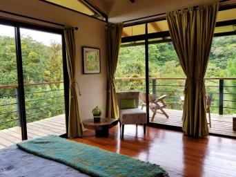 Master Bedroom, Casa Mia, Monteverde, Costa Rica