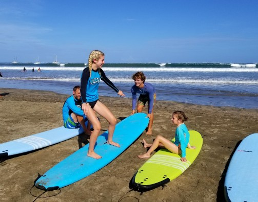 Kelly's Surf Shop, Tamarindo, Costa Rica