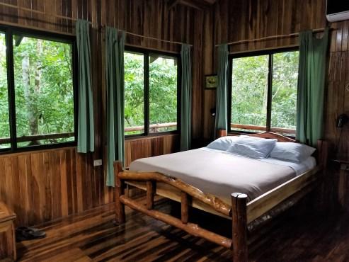 Interior, Treehouse Hotel, Costa Rica