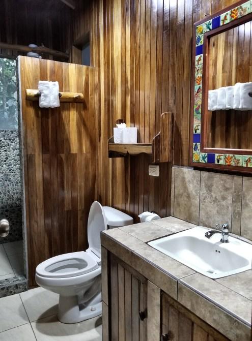 Interior, Monkey House, Tree House Hotel, Costa Rica