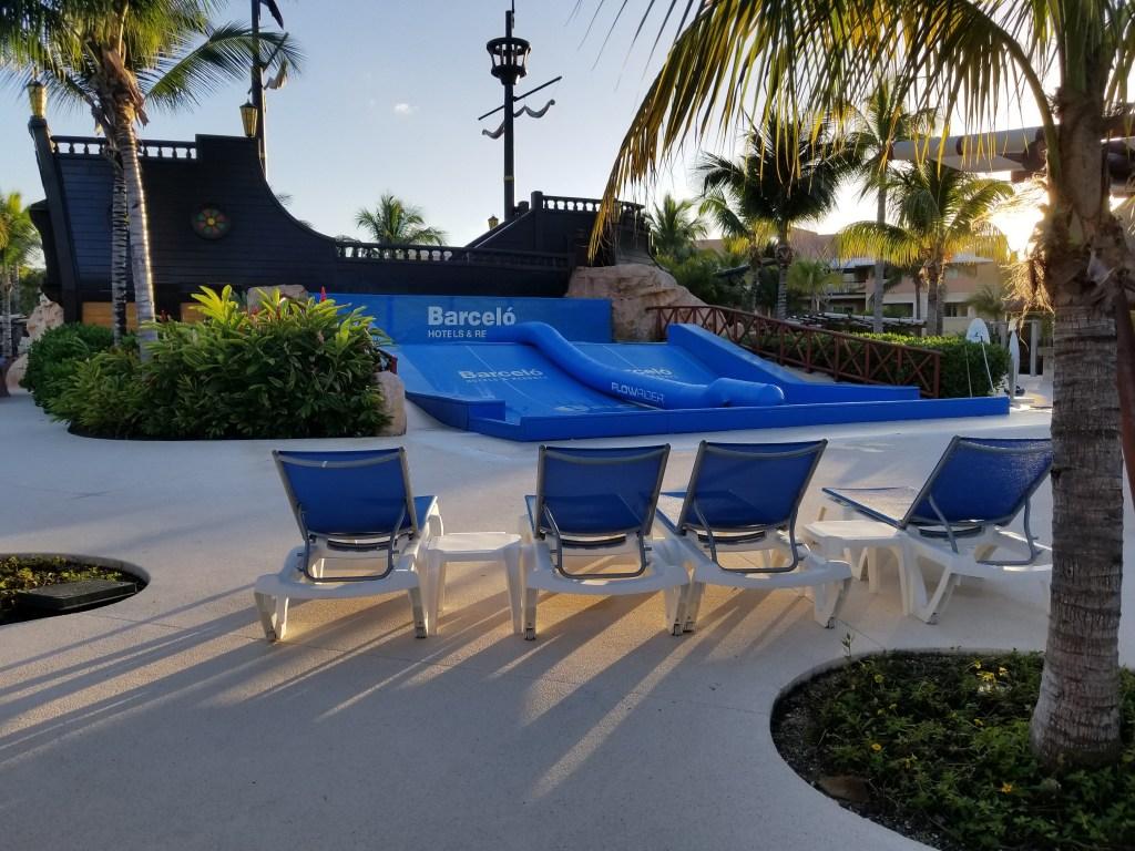Surf Ride, Barcelo Maya Grand Resort, Mayan Riviera, Mexico