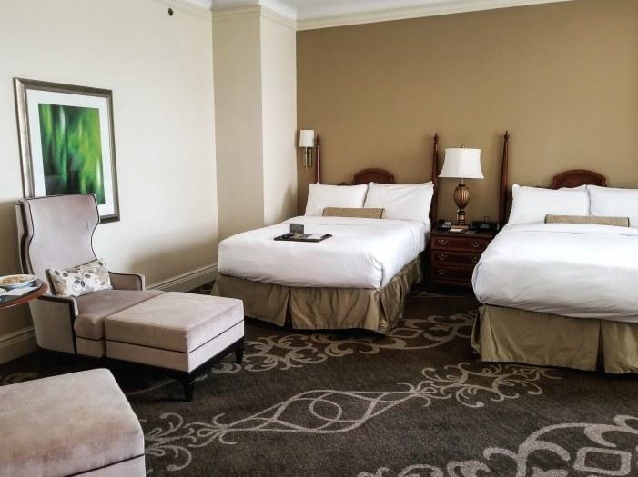 Room, Fairmont Hotel Macdonald, Edmonton, Alberta
