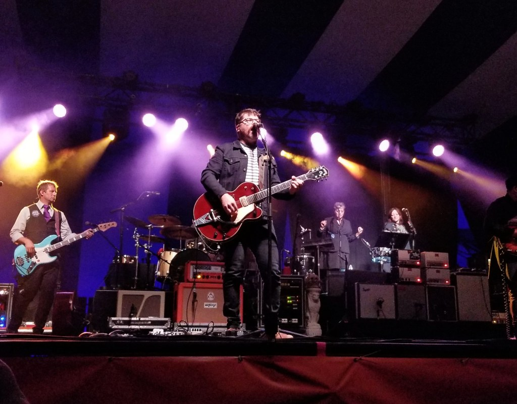 The Decemberists, Edmonton Folk Music Festival, 2018