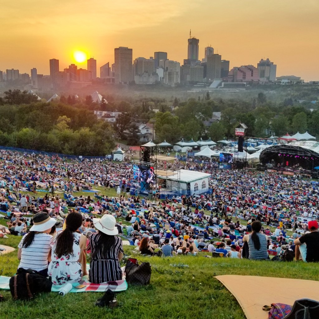 Edmonton Folk Music Festival, 2018