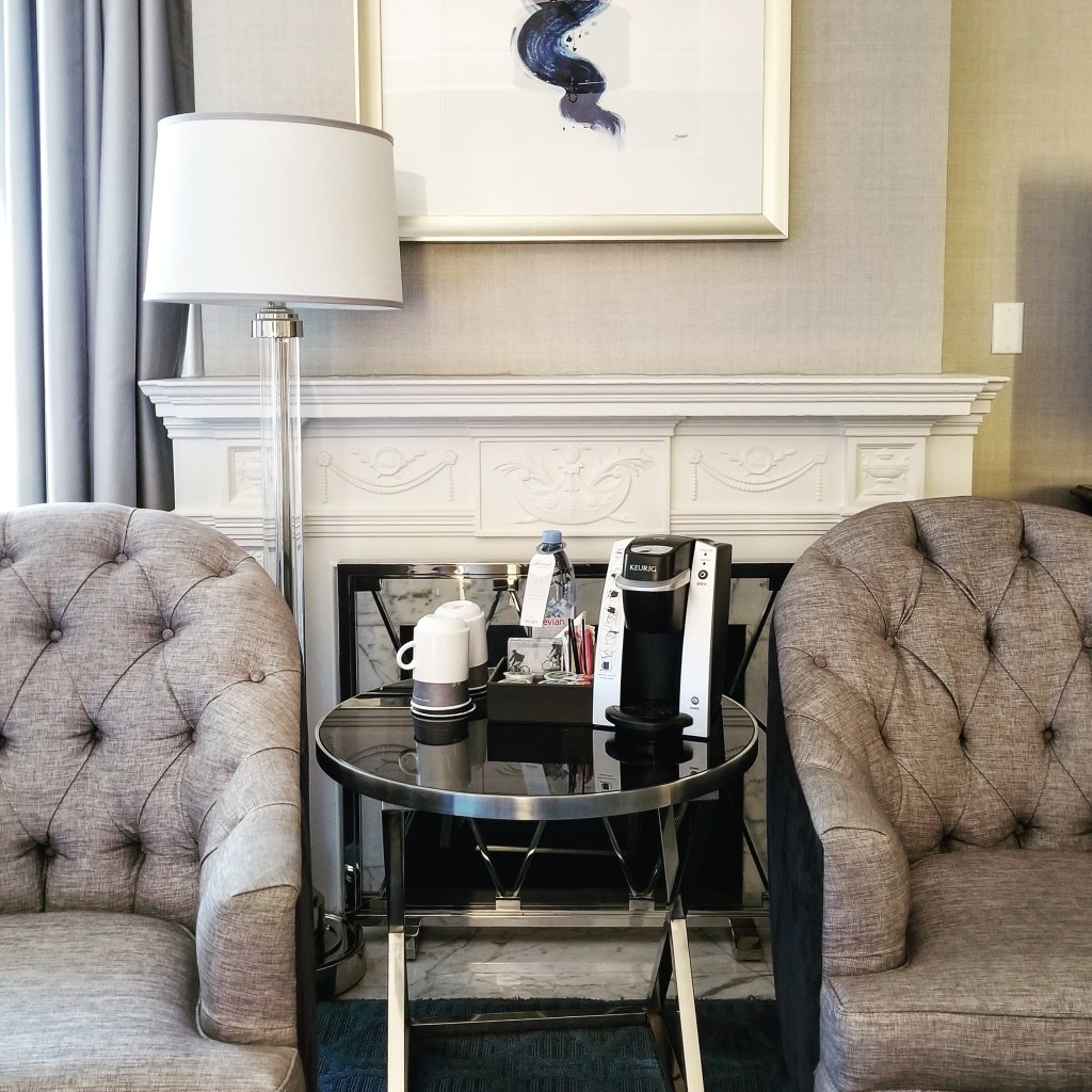 Double Room, Fairmont Copley Plaza, Boston