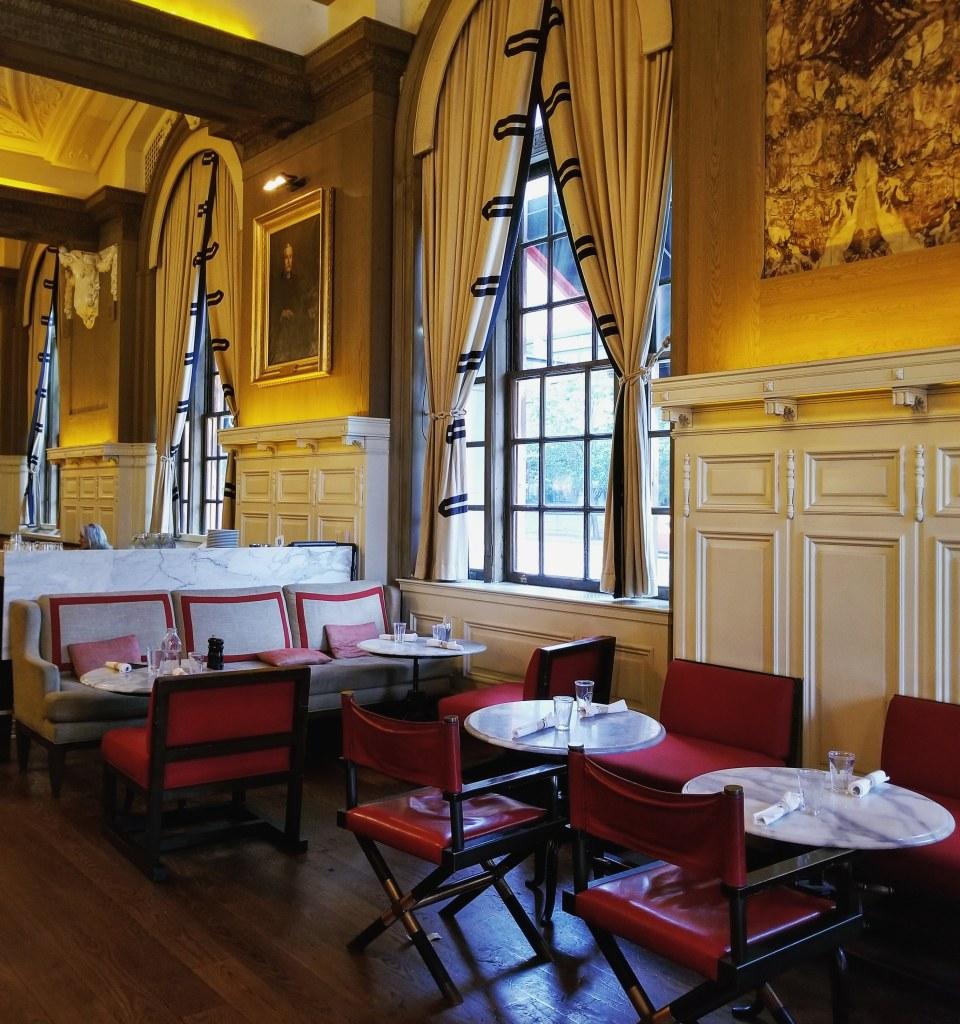 Oak Long Bar + Kitchen, Fairmont Copley Plaza, Boston