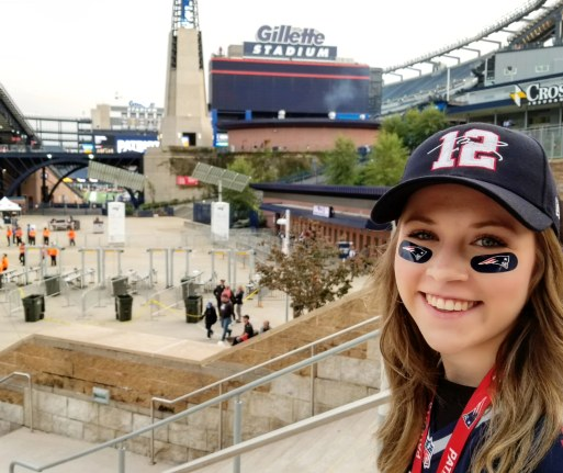 Patriot Place, Gillette Stadium, Foxborough, New England