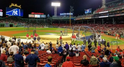 Boston Red Sox, Fenway Park, Boston