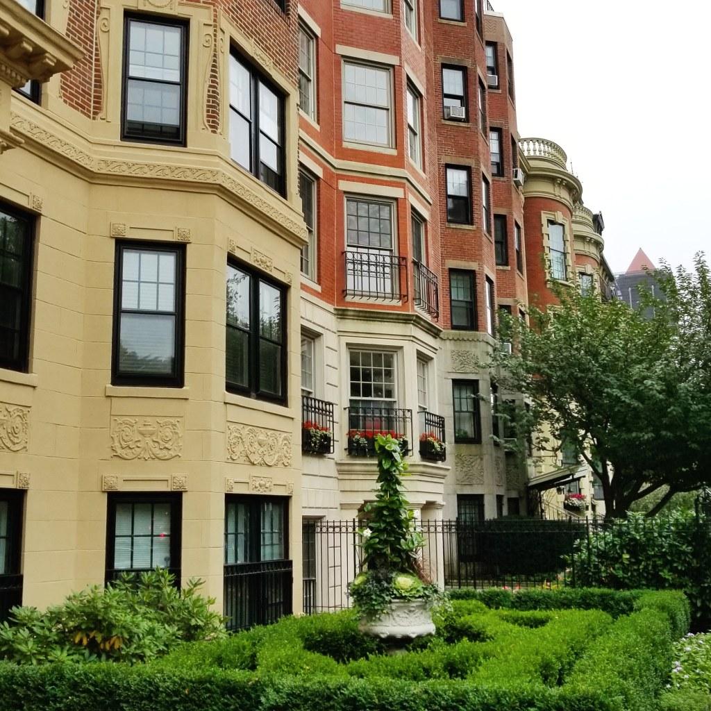 Row Houses, Commonwealth Avenue, Boston