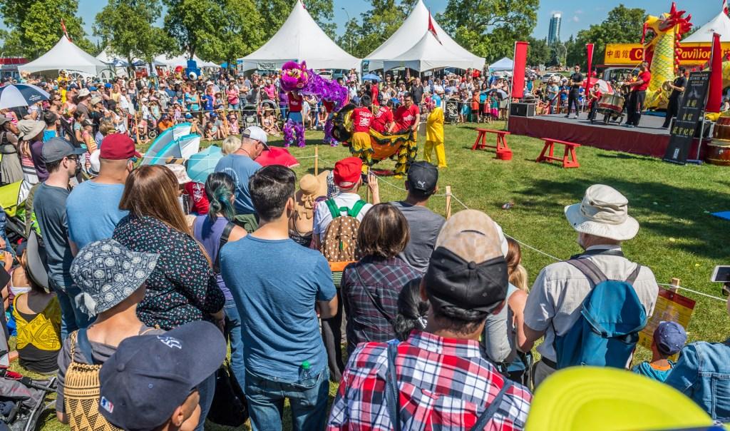 Photo Credit to Edmonton Heritage Festival Association