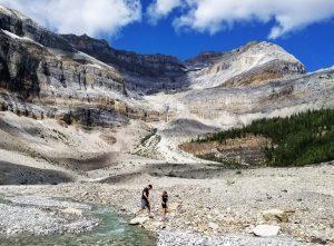 Shadow Lake, Banff National Park, Alberta
