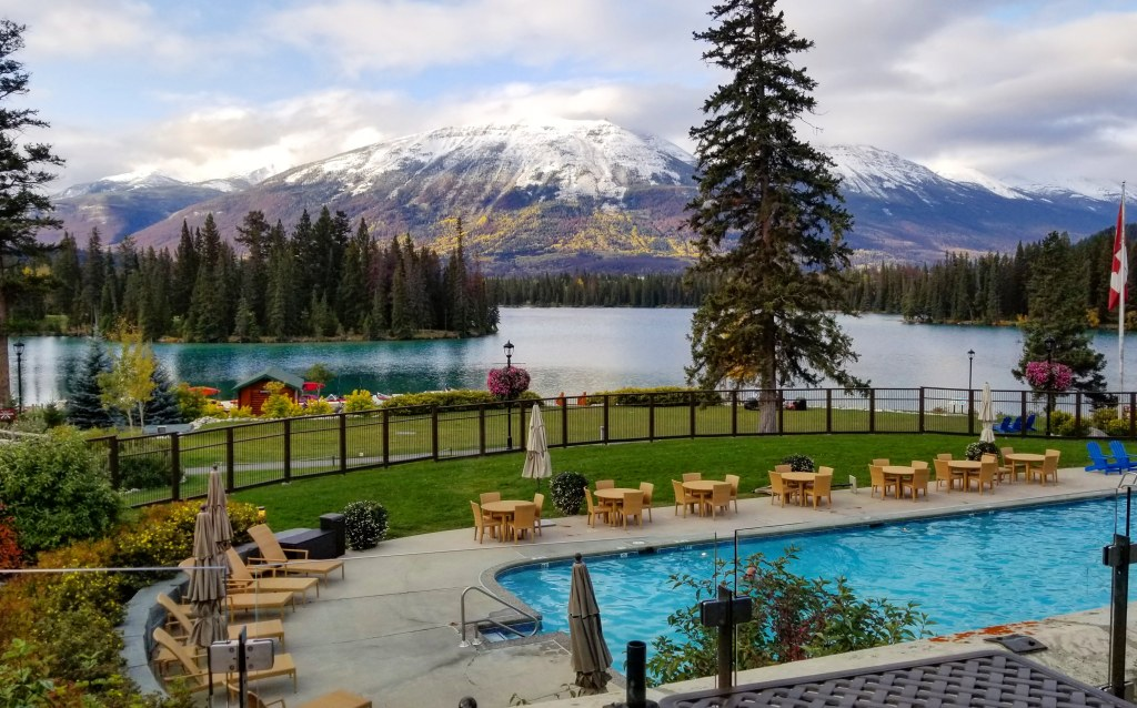 Fairmont Jasper Park Lodge, Jasper National Park, Alberta, Canada