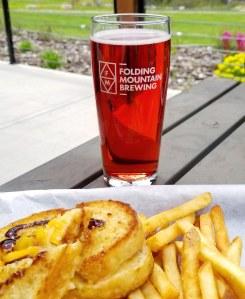 Folding Mountain Brewery, Jasper East, Alberta, Canada