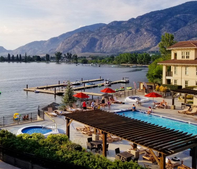 Walnut Beach Resort, Osoyoos, British Columbia