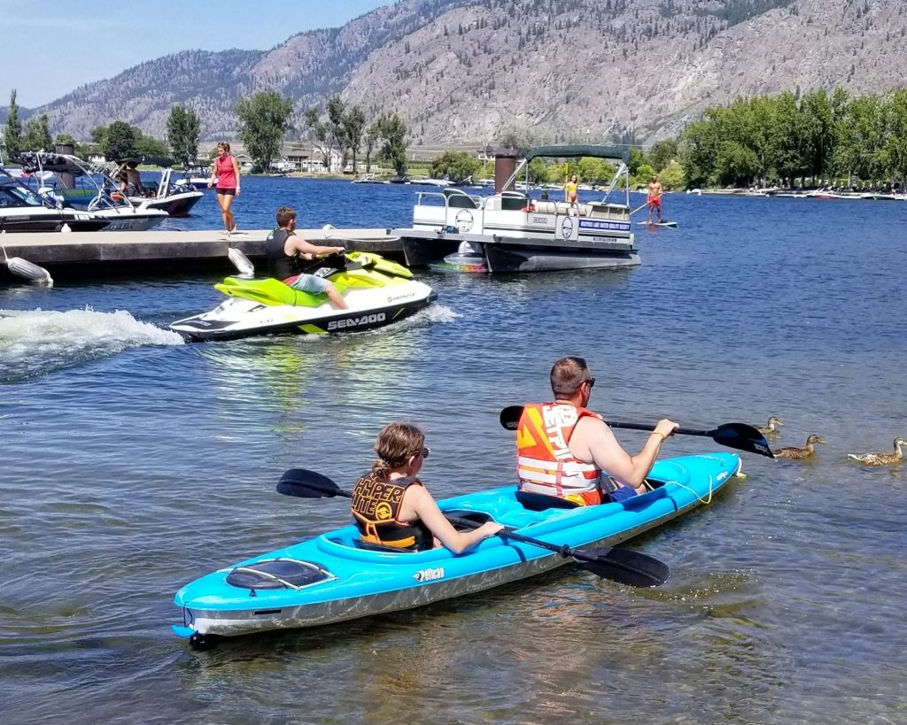 Wakepilot Rentals Onsite, Walnut Beach Resort, Osoyoos, BC