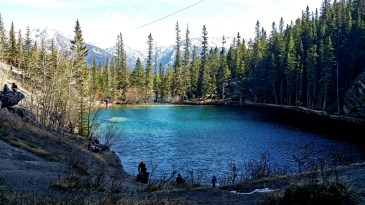 Upper Grassi Lakes