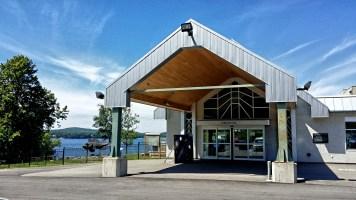 St Andrews Aquarium Entrance