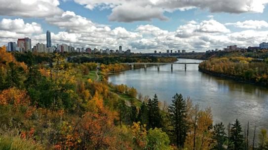 River Valley, Edmonton, Alberta