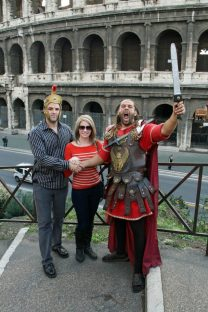 Gladiators! Rome