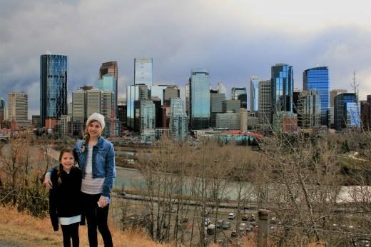 Calgary, Alberta Skyline