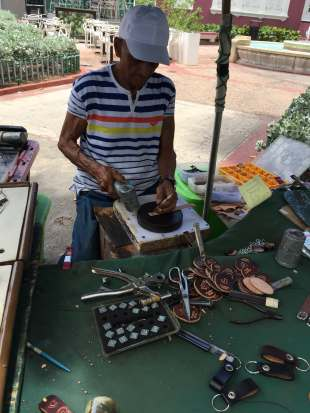 leathermaking old san juan puerto rico