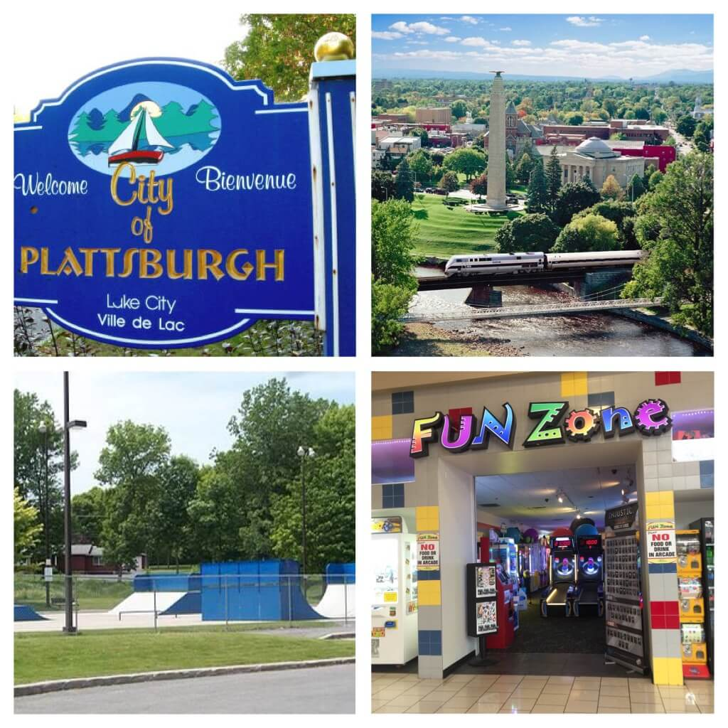 Things to do Plattsburgh NY with kids