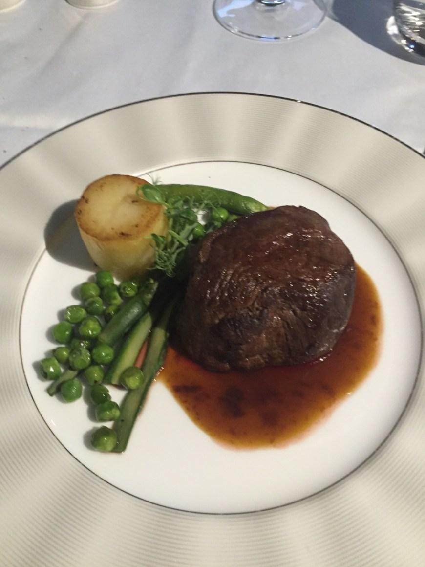 My Beef Filet Entree