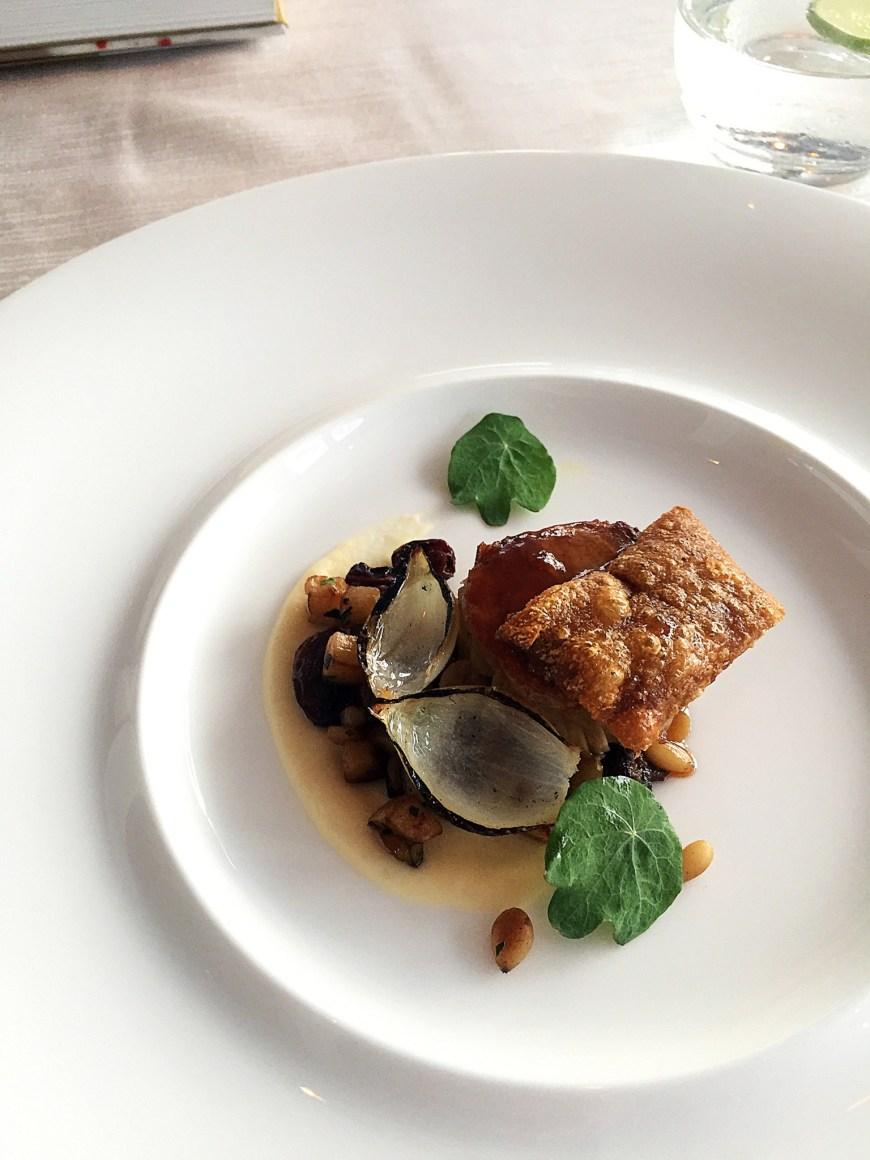 Second Course - Culinary Adventure