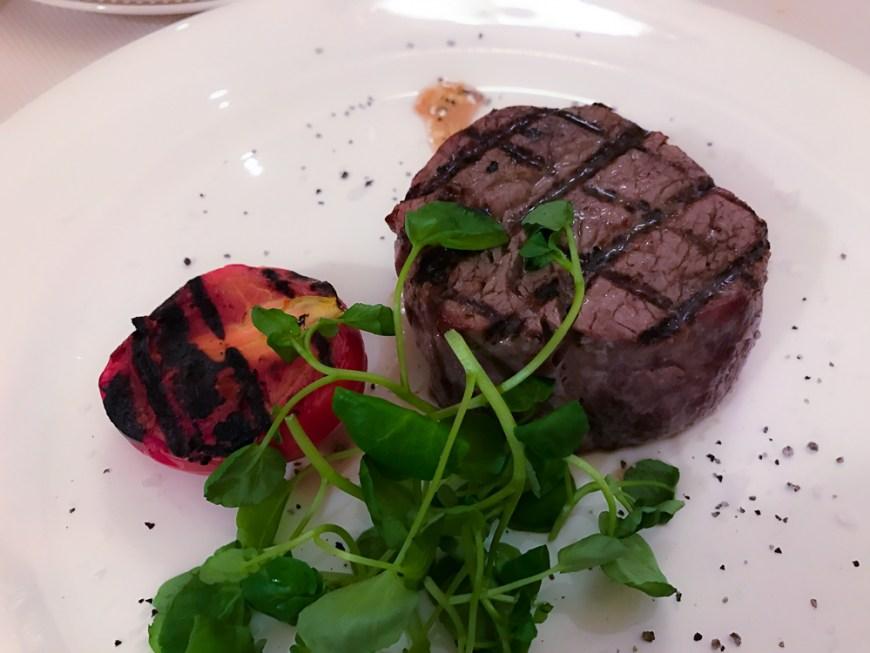 Room Service Steak