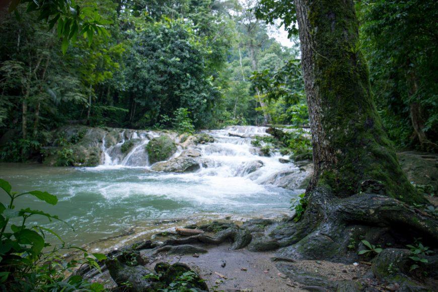 Guatemala's Waterfalls