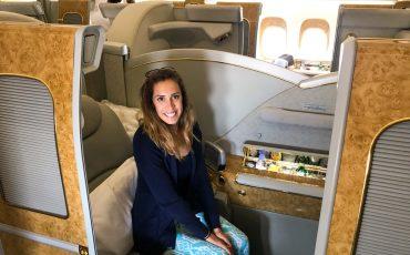 Travel Goals Emirates First Class