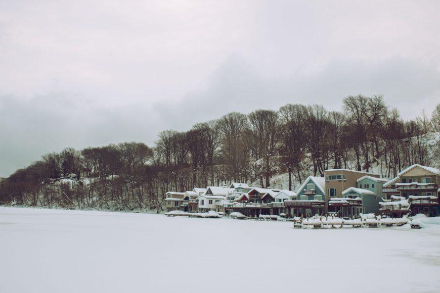 snowiest city in america erie pa