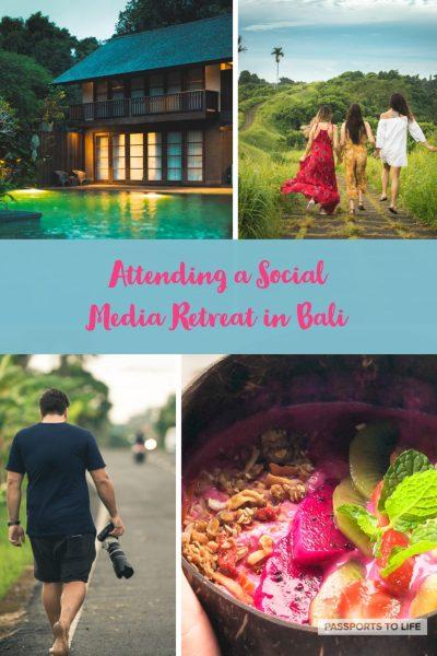 Institute of Code Social Media Retreat Bali