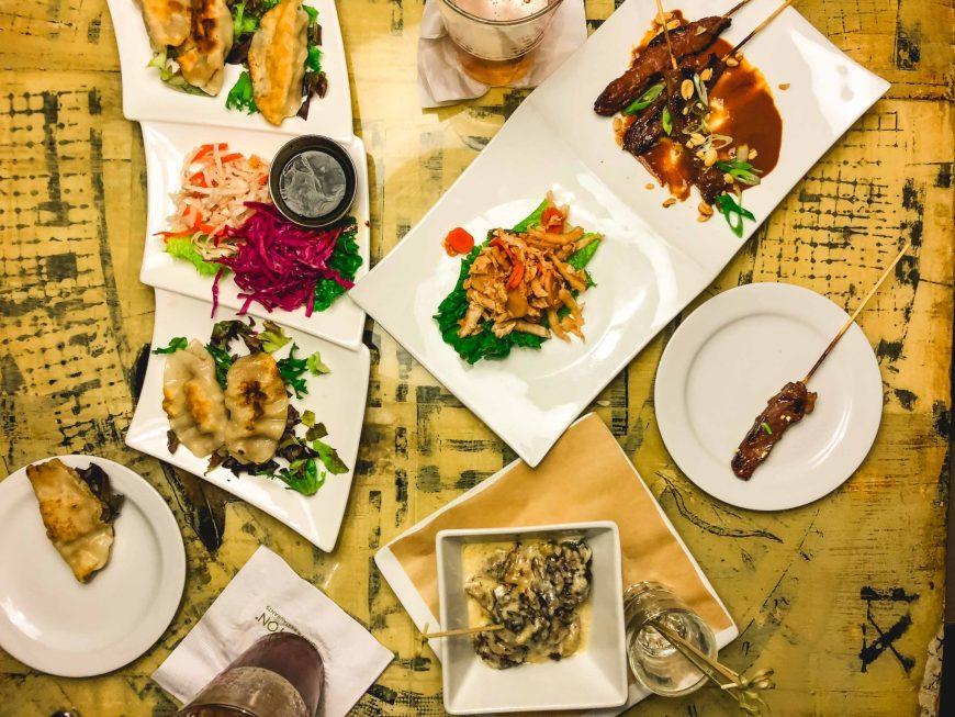 Kimpton Grand Hotel Minneapolis six15 room food review
