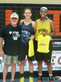 MVP's Katie Rathbun & Jordyn Bell