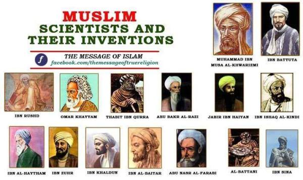 MOST FAMOUS MUSLIM SCIENTISTS AND THEIR INVENTION | PASS ...
