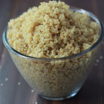 How to Cook Perfect Quinoa   https://passtheplants.com