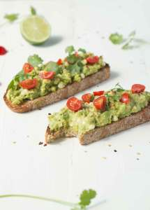 The Best Avocado Toast   https://passtheplants.com