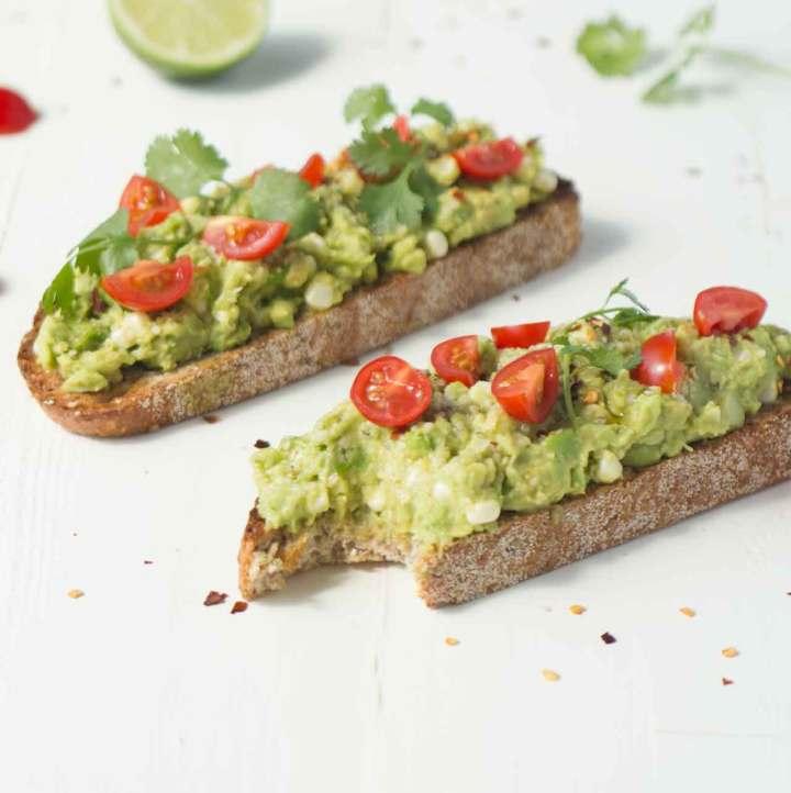 The Best Avocado Toast | https://passtheplants.com