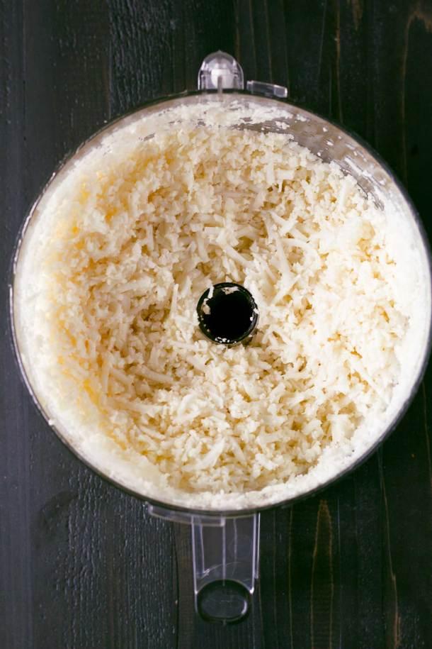 Mexican Cauliflower Rice (Coliflor Arroz Rojo) | https://passtheplants.com