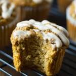 vegan-pumpkin-blender-muffins-cinnamon-cashew-cream-frosting-1